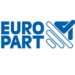 AKCIJA 2x Blatobran PVC EUROPART sa belom linijom 9090167500
